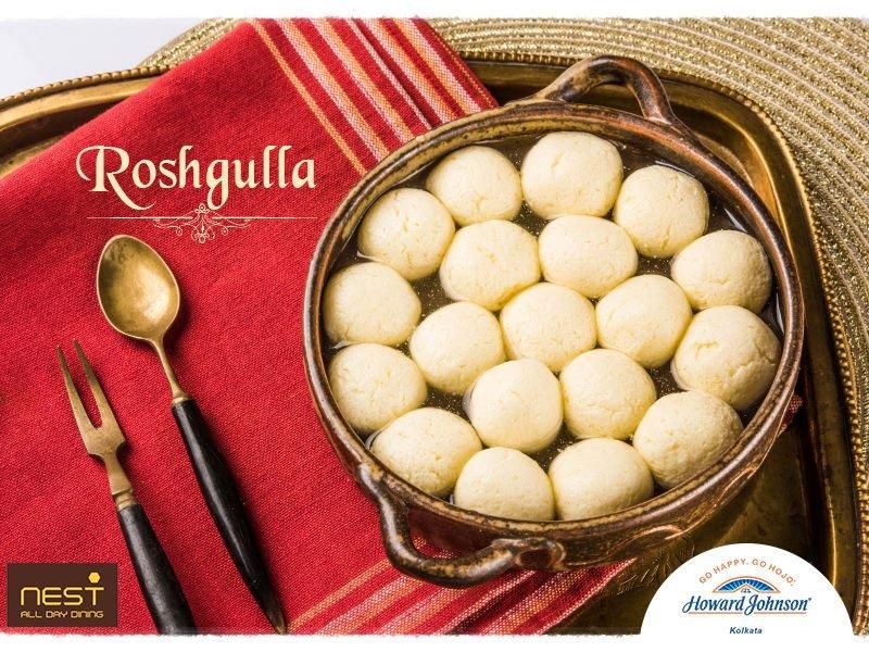 Bengali-Cuisine-Roshogullas-at-Nest-Restaurant-Howard-Johnson-Kolkata