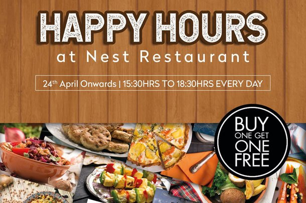 Happy-Hours-at-Nest-Restaurant-Kolkata-Restaurant-near-Kolkata-Airport-Happy-Hours