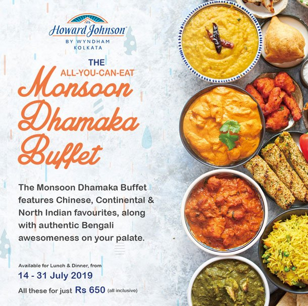 Kolkata-Food-Festival-The-Monsoon-Dhamaka-Buffet-at-the-Nest