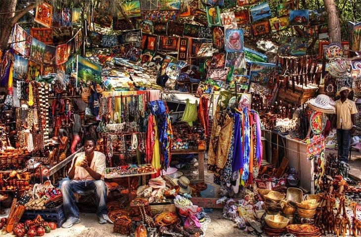 Shopping in Gariahat Market Kolkata