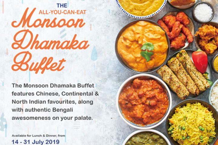 The-Monsoon-Dhamaka-Buffet-at-Nest-Kolkata-Weekend-Dining-Offers