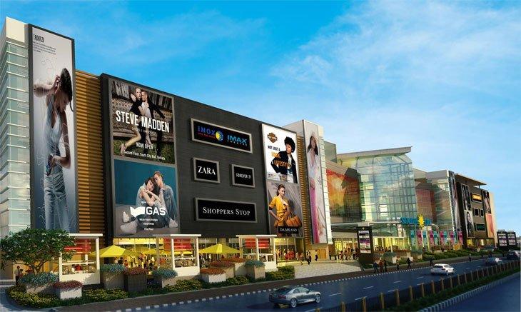 South City Mall Kolkata Shopping