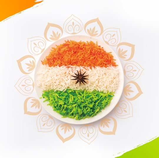 Flavours of Freedom Independence Day Buffet Offer Kolkata