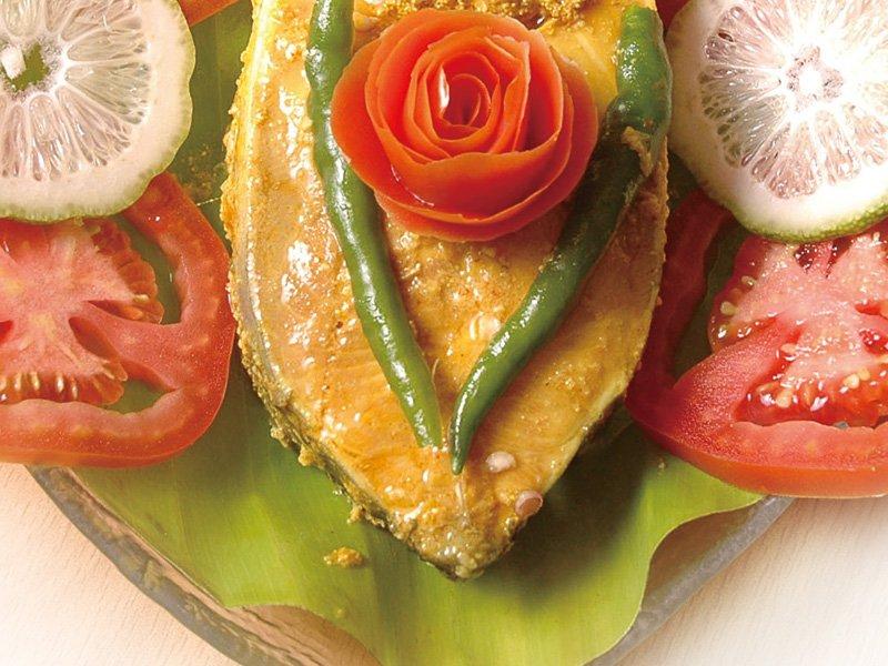 Monsoon Hilsa Fish Food Festival Howard Johnson Kolkata