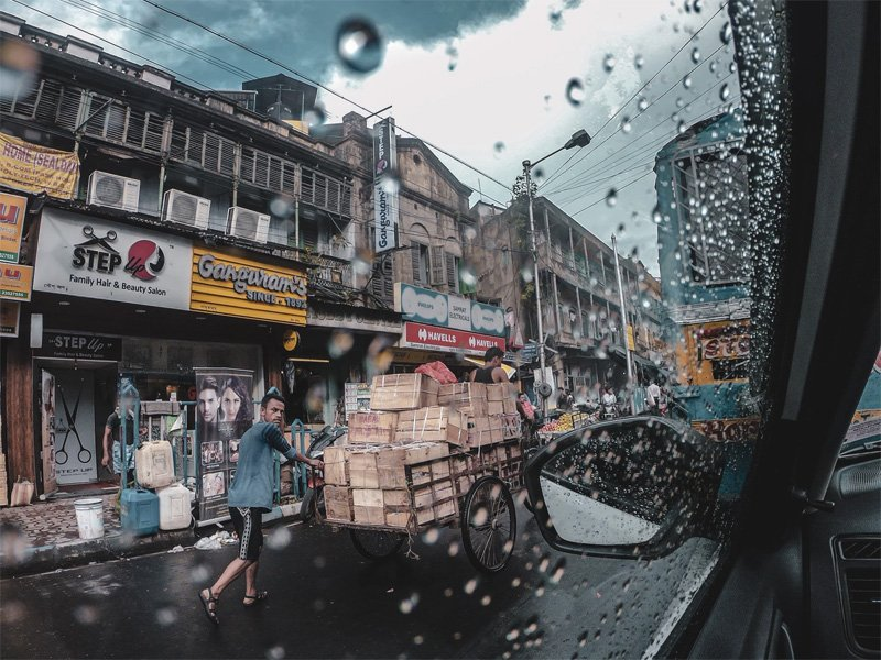 Monsoon & Soul Food:  celebrating the d'ilish'iousness of Bengal's Hilsa Fish