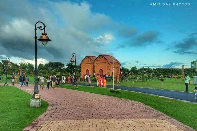 Rajarhat-Eco-park Kolkata