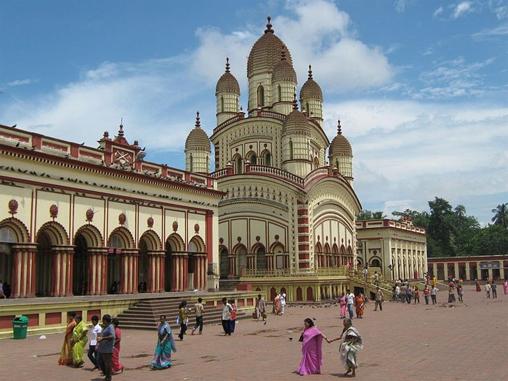 Places to Visit in Kolkata - Dakshineshwar Kali Temple Kolkata