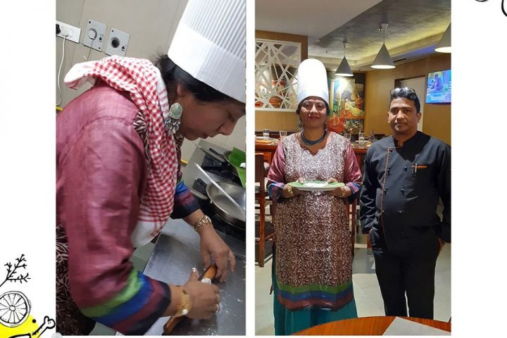 Bodo-Chef-Level-1- Contest- Participant-Chandruma-Majumdar