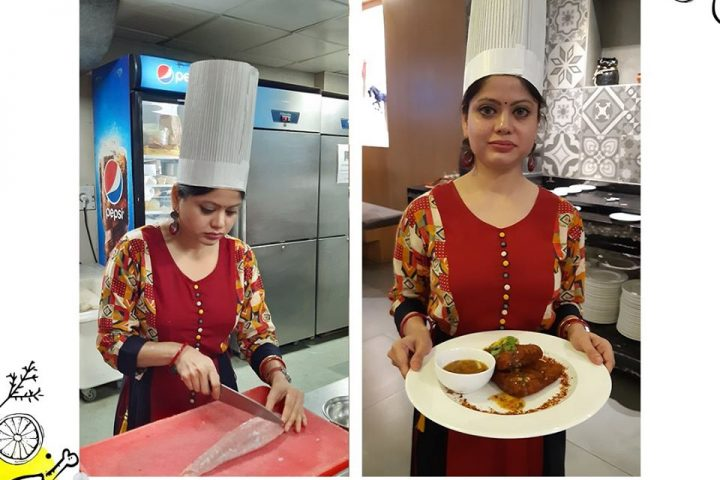 Bodo-Chef-Contest-Level-1-Participant-Rupali-Roy