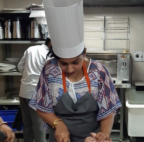 Bodo-Chef-contest-level-2-participant-Anamika-Bhagat