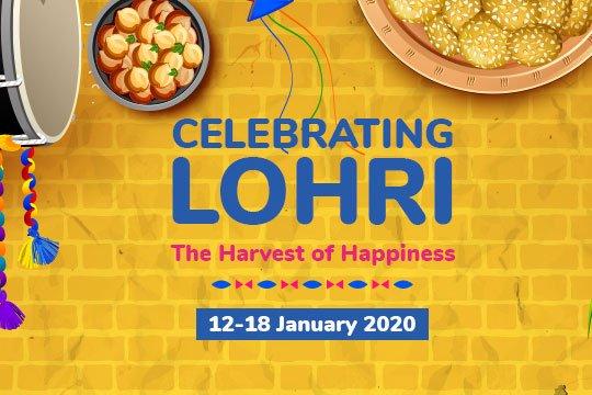 Lohri Food Festival - Punjabi Food in Kolkata