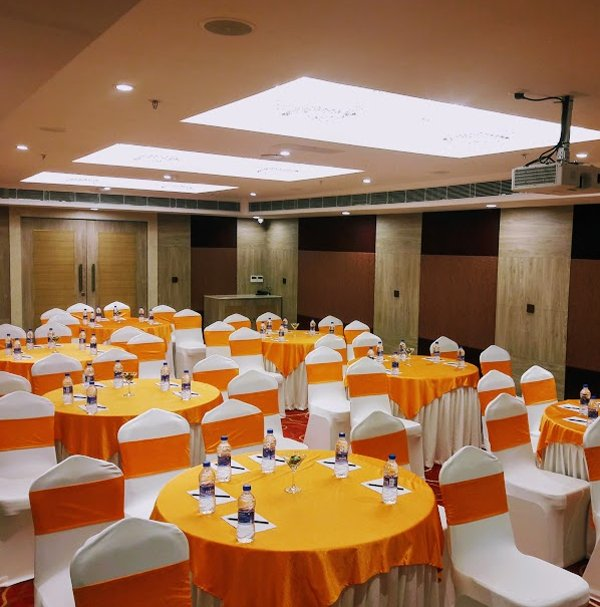 Birthday party venue in New Town Kolkata