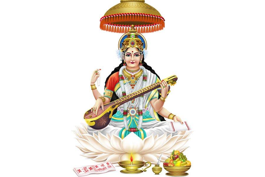 Vasant-Panchami-Saraswati-Puja