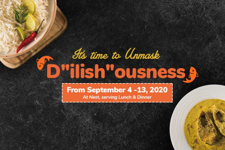 The Best Hilsa Fish Festival in Kolkata at Nest Unmask D''illish''ousness