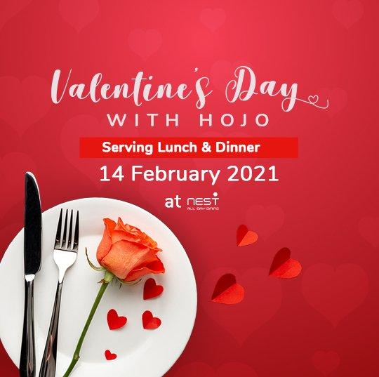 Valentine's Day Dining Offer