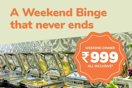 Weekend-Dinner-Buffet-New-Town-Kolkata